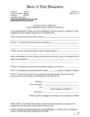 llc stock certificate template - Editable, Fillable & Printable ...