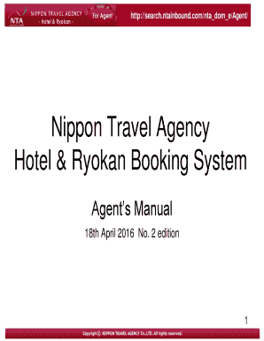 Hotel Reservation Confirmation Email Sample Nippon Travel Agency Amp Ryokan Booking System