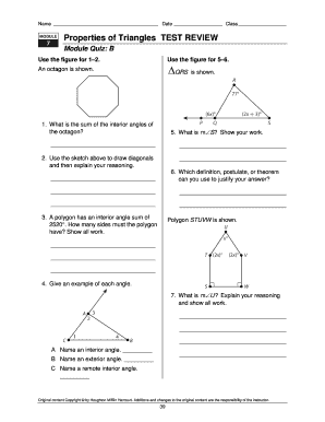 Blank periodic table quiz forms and templates fillable printable properties of triangles module 7 quiz b answers form urtaz Gallery