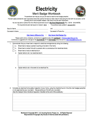 Chemistry Merit Badge Worksheet Answers - The Best and Most ...