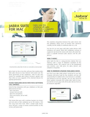 Download Jabra Suite For Mac