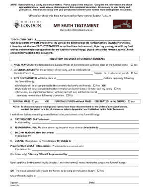Editable Last Will And Testament Template Fill Out Print - Last will and testament template pdf