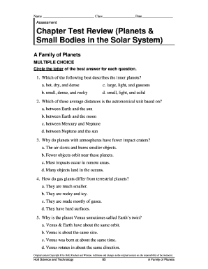 solar system multiple choice questions and answers pdf