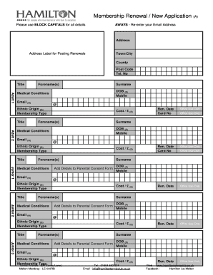 Toi Claris Soccer 2016 Form
