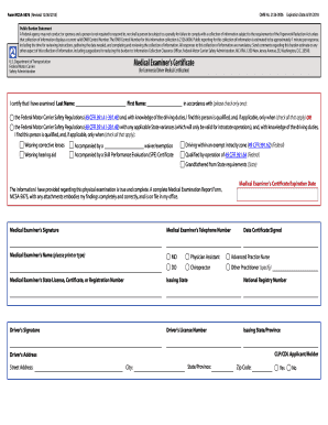 Form MCSA5876 (Revised: 12/06/2015) OMB No