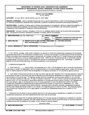 Dd Form 1616 - Fill Online, Printable, Fillable, Blank | PDFfiller