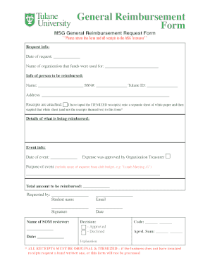 general receipt form free - Edit, Print, Fill Out & Download