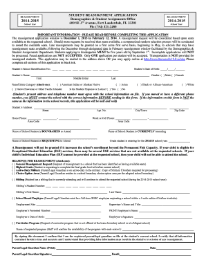 34205948 - Broward County Public Schools Reassignment Application
