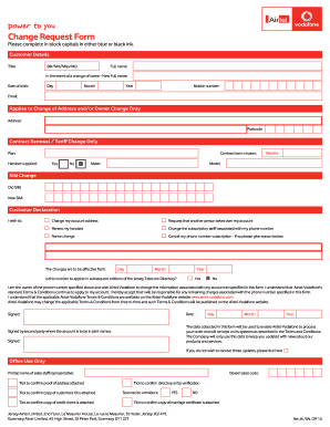 Airtel sim swap form fill online printable fillable blank airtel sim swap form spiritdancerdesigns Gallery