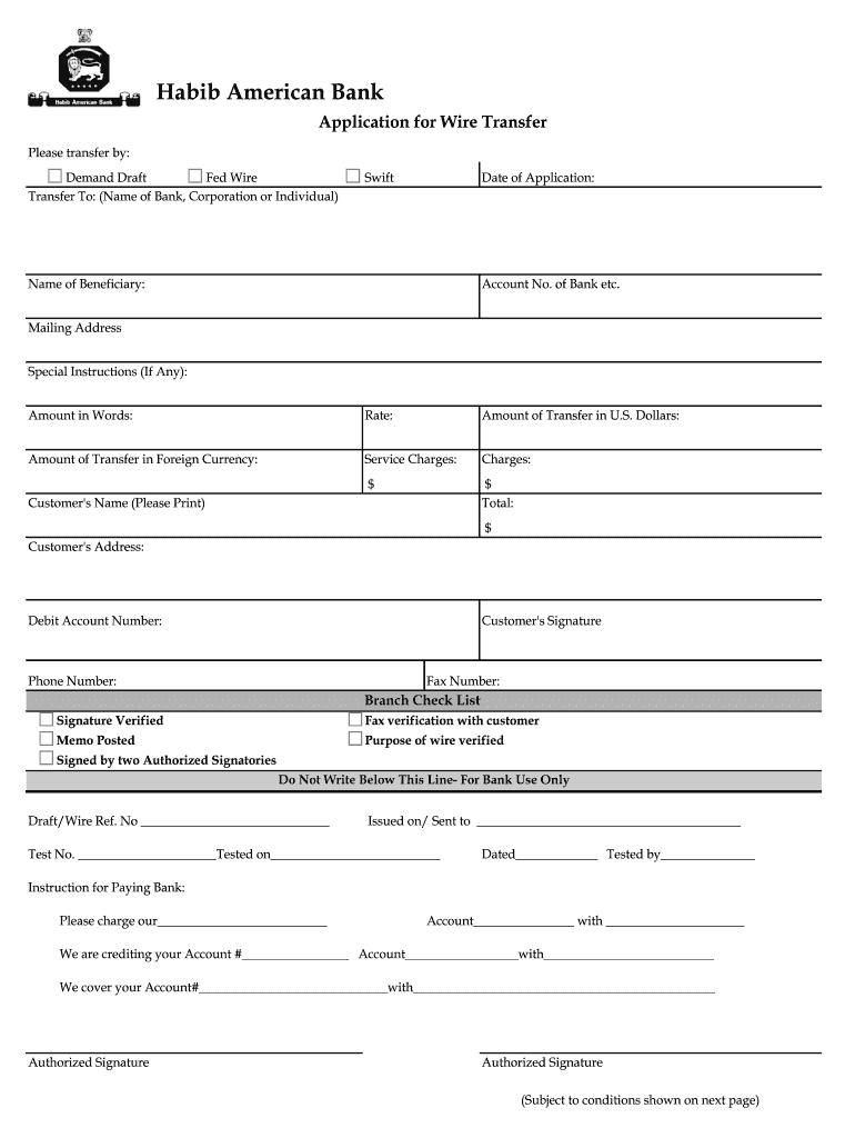 bank a/c transfer application letter