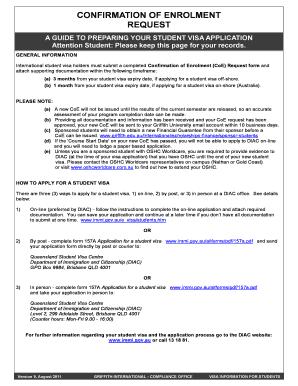 pdf version of the enrolment confirmation form