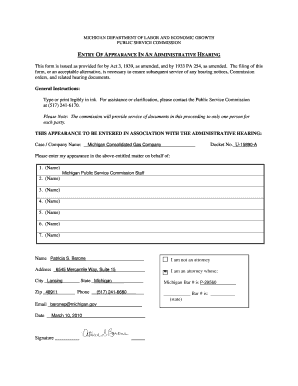 Editable power of attorney form michigan - Fill Out, Print ...