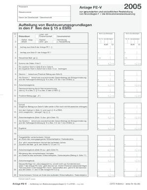 Fillable Online lfst-rlp Aufteilung von Besteuerungsgrundlagen in ...