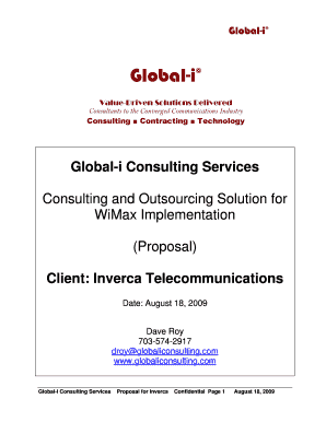 PDF CONSULTING PROPOSAL - Global-i - Website-Box.Net
