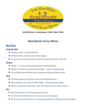Editable Red Clover Tubal Ligation Fill Print Download