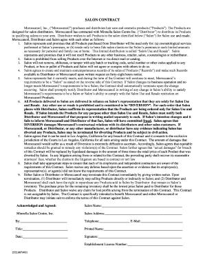 Fillable salon booth rental agreement pdf edit print download salon contract salon centre altavistaventures Gallery
