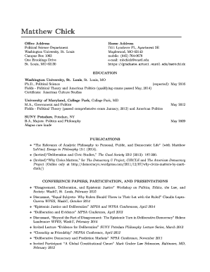washu freshman housing - Fillable & Printable Templates to