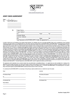 Supply Agreement Template Word Edit Fill Print