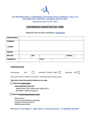 Conference Evaluation Form In Word | Fillable Conference Evaluation Form Template Word Edit Online