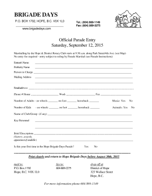 Church Directory Form Template Millenia Style