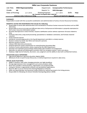 editable administrative assistant resume summary fill out print