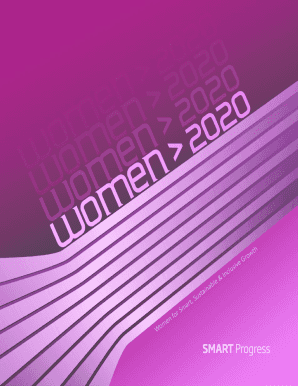 SMART Progress - Women2020 - women2020