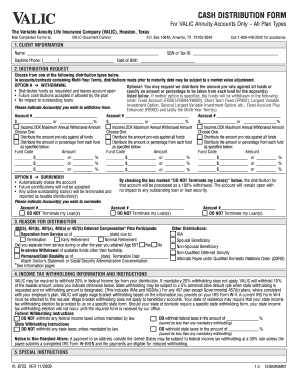 Valic Online - Fill Online, Printable, Fillable, Blank | PDFfiller