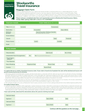 Woolworths Car Insurance Contact Number