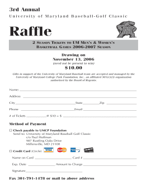 20 printable printable raffle tickets pdf forms and templates