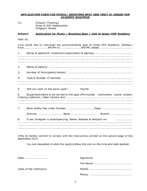 Bangladesh Ansar Vdp Panel List - Fill Online, Printable, Fillable ...