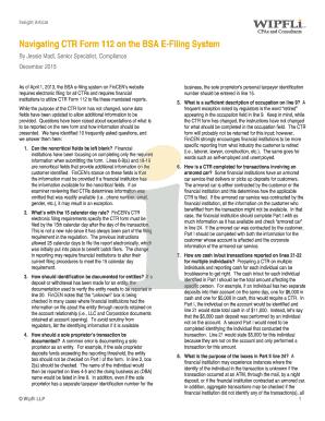 Ctr Form 112 Pdf - Fill Online, Printable, Fillable, Blank | PDFfiller