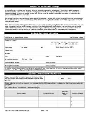 school transfer request forms sample pdf