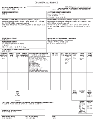 Transporter Invoice Format Pdf Editable Canada Customs Invoice Fedex  Fill Out Print  Download  Avis E Receipt Word with Ms Access Invoice Bcommercial Invoiceb  Fedex  Bcommercial Invoiceb  Fedex Commercial  Invoice  Po Invoices Excel