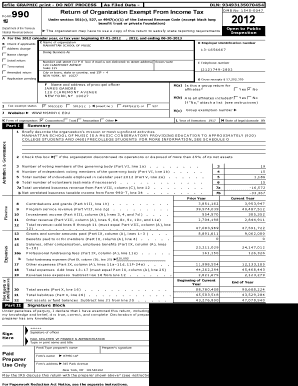 efile GRAPHIC p rint DO NOT PROCESS Form As Filed Data DLN: 93493135070454 OMB No 15450047 Return of Organization Exempt From Income Tax 990 Under section 501 (c), 527, or 4947( a)(1) of the Internal Revenue Code ( except black lung benefit