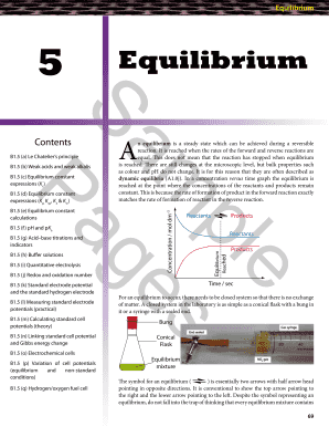 Fillable Online Pre-U Answers to Exercises - logo Pre-U Chemistry