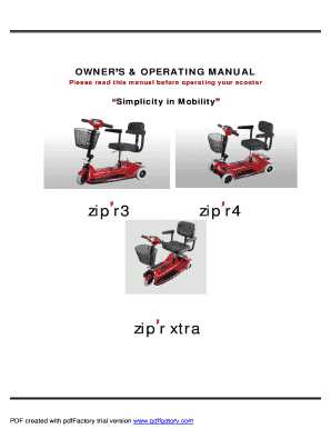 fillable online ctm hs 580 mobility scooter manual free document rh pdffiller com Chilton Repair Manual Manual Book