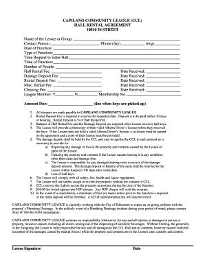 rental application form doc