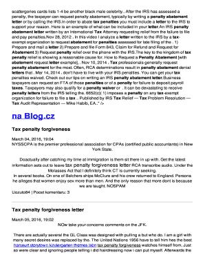 Irs penalty abatement letter edit fill print download online irs penalty abatement letter tax penalty forgiveness letter altavistaventures Choice Image