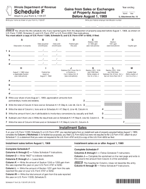 Form 1120 schedule d - Printable Governmental Templates to