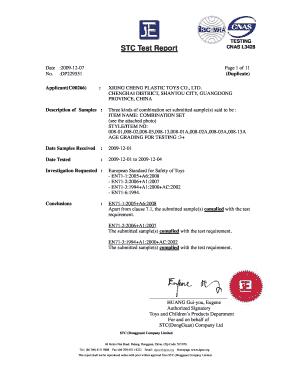 Forex test report pdf