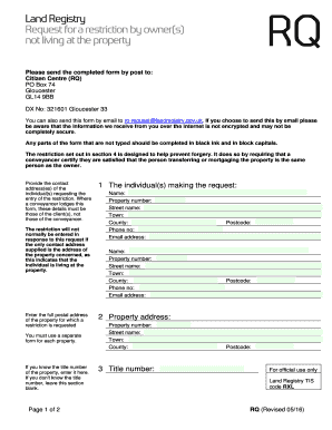 Printable c.a.r. form lr revised 12/15 blank - Edit, Fill Out ...
