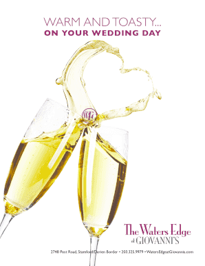 ON YOUR WEDDING DAY - bwatersedgeatgiovannisbbcomb