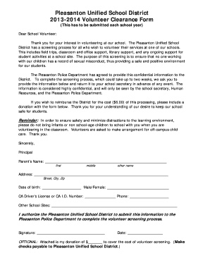 20+ employee clearance form example.