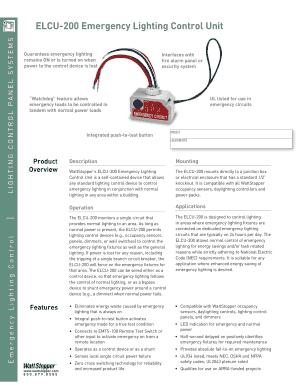 Elcu-200 Wiring Diagram from www.pdffiller.com