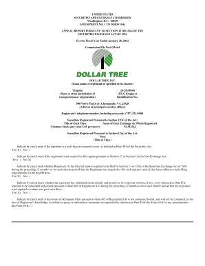 Dollar tree application form