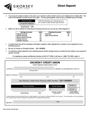 sikorskyfcu Sikorsky Fcu - Fill Online, Printable, Fillable, Blank | PDFfiller