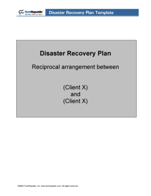 disasterRecovery.doc