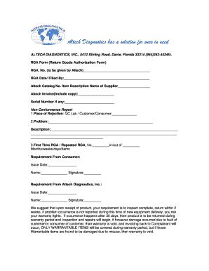 Fillable Online rga form.doc. DME Certificate of Medical Necessity ...