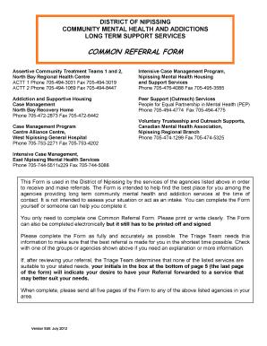 smart referral pdf in mental health
