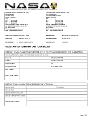 where to get a msfaa application form